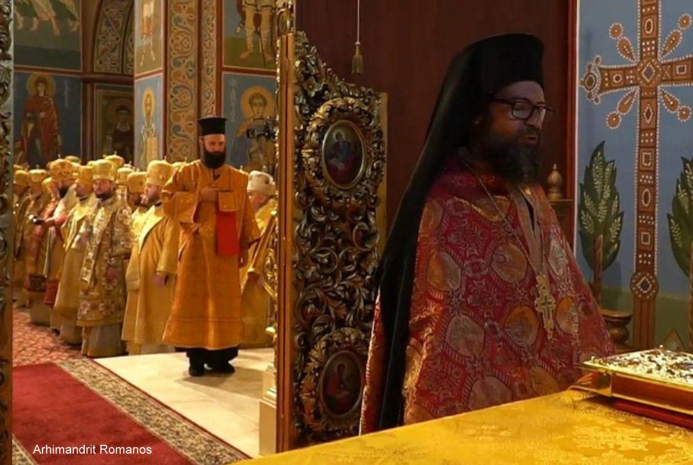 Romanos: Amfilohiju je korona upozorenje od Boga