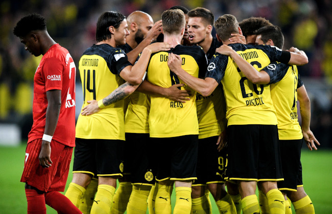 Dortmund do boda poslije 0:3