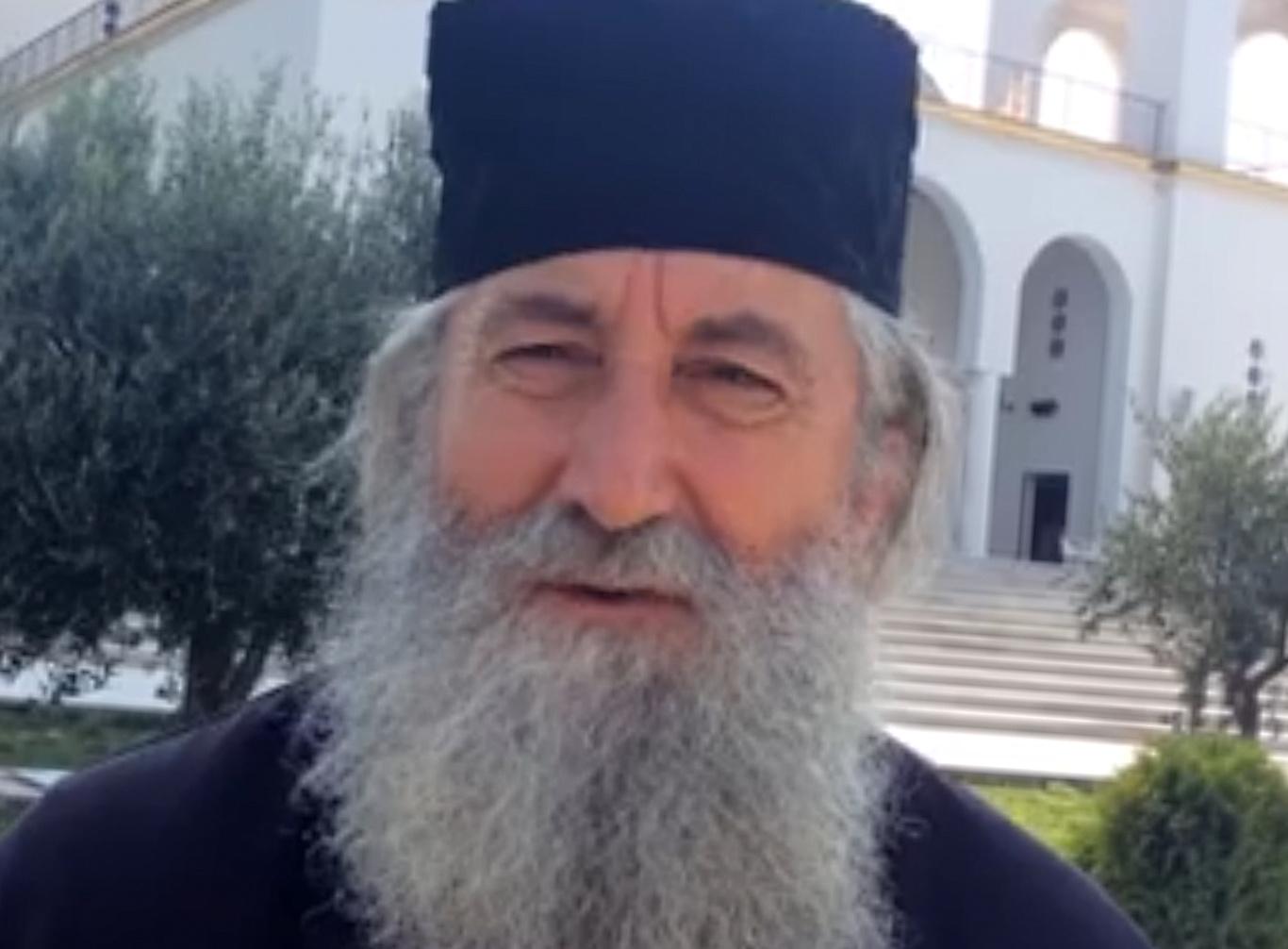 "Protojerej SPC iz Bara: ""Podlegli smo slastima položaja, slave i novca, tjelesnog uživanja…"""