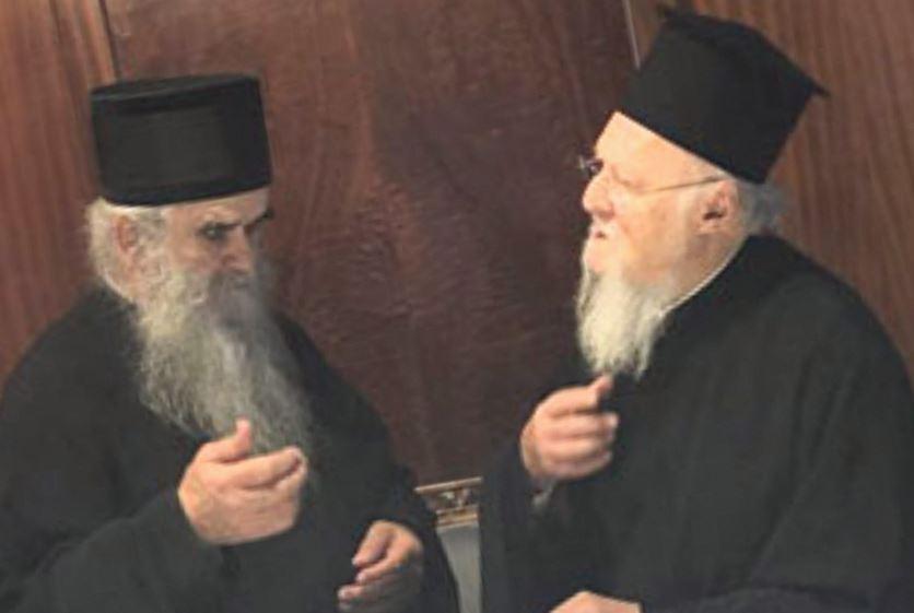 Vaseljenska patrijaršija će oduzeti jurisdikcije SPC: Prvo Makedonija, pa Crna Gora