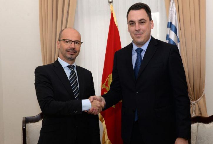 Vuković - Presker: Podgorica je grad sa investicionim potencijalom, računamo na podršku Slovenije