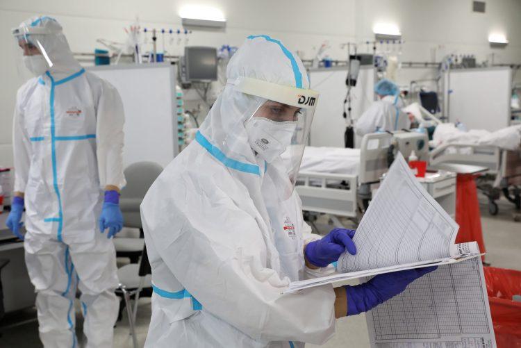 U BiH preminulo sedam osoba, 57 novozaraženih