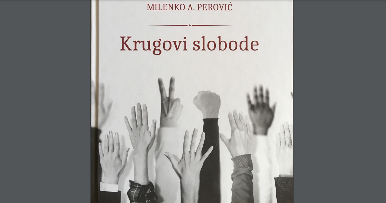 Nova knjiga profesora Milenka A. Perovića