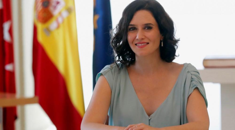 Dijaz Ajuzo pobjednica izbora u Madridu