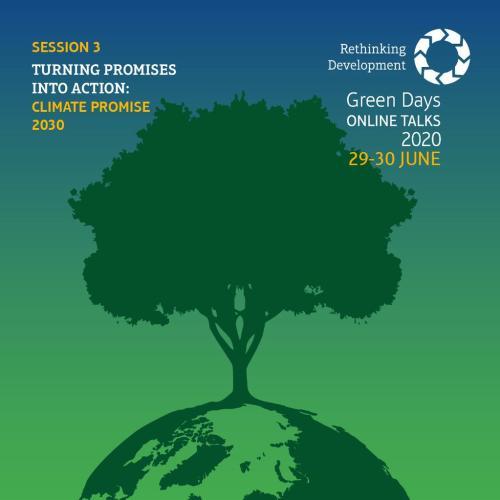Sjutra počinje konferencija Zeleni dani 2020