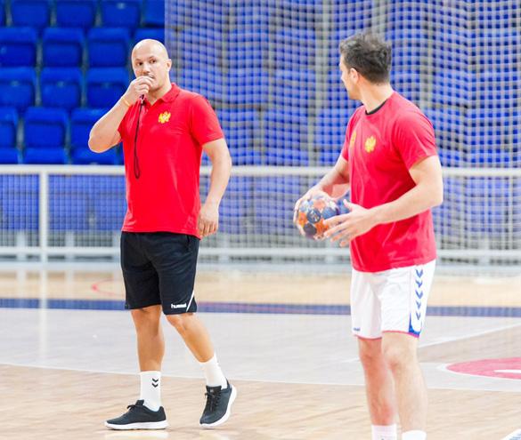 Crnogorski rukometaši protiv BIH