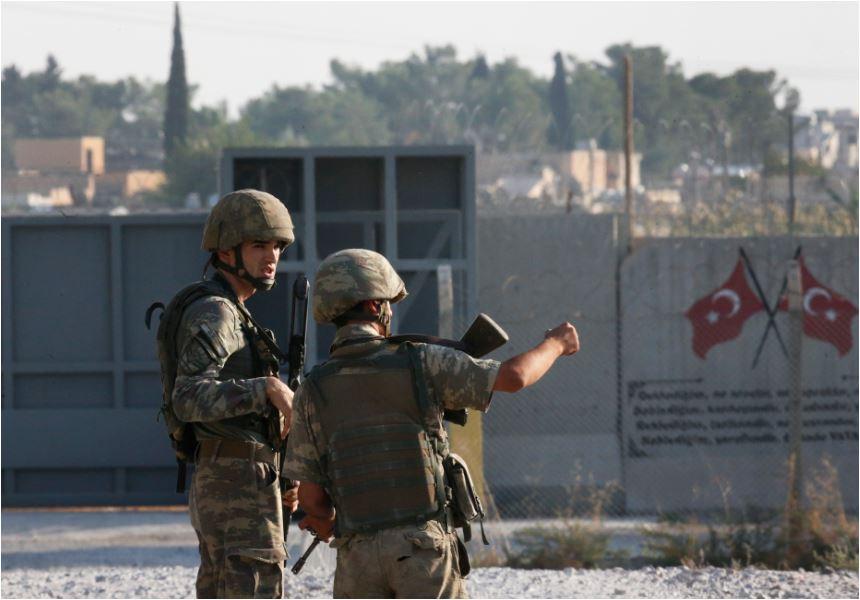 Pogledajte ulazak vojske: Počela kopnena ofanziva na Siriju