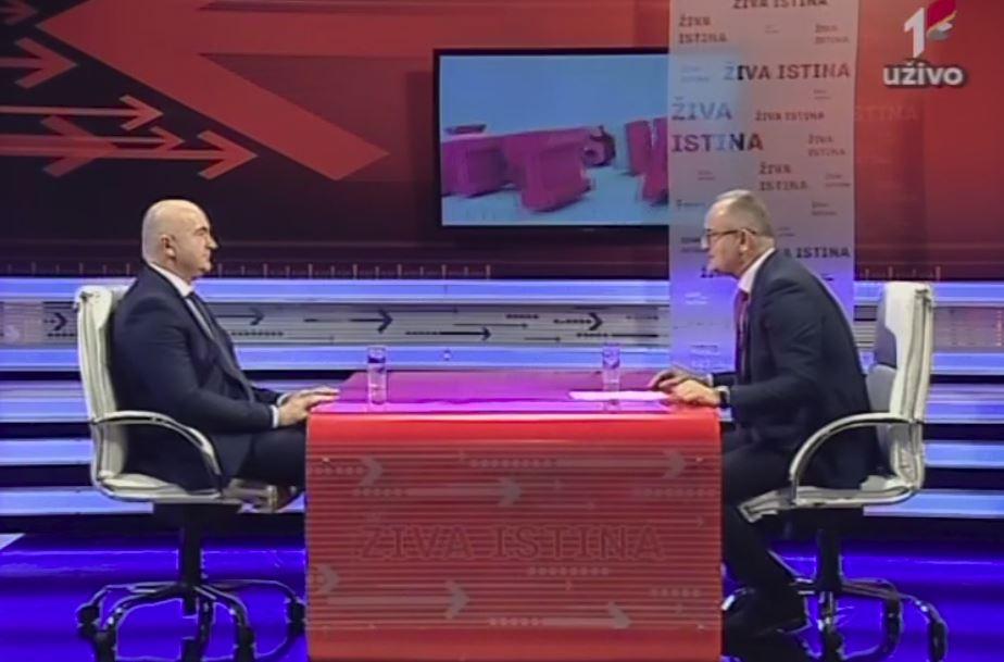 Joković: Ne tražimo vlast već ambijent za fer izbore