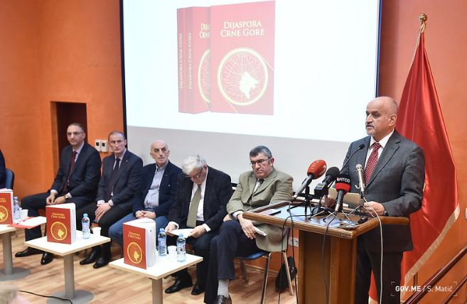 Darmanović: Dijaspora će pomoći u odbrani Crne Gore