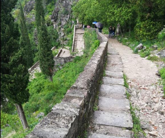 Kotorske bedeme do 1. septembra posjetilo rekordnih 137.508 turista