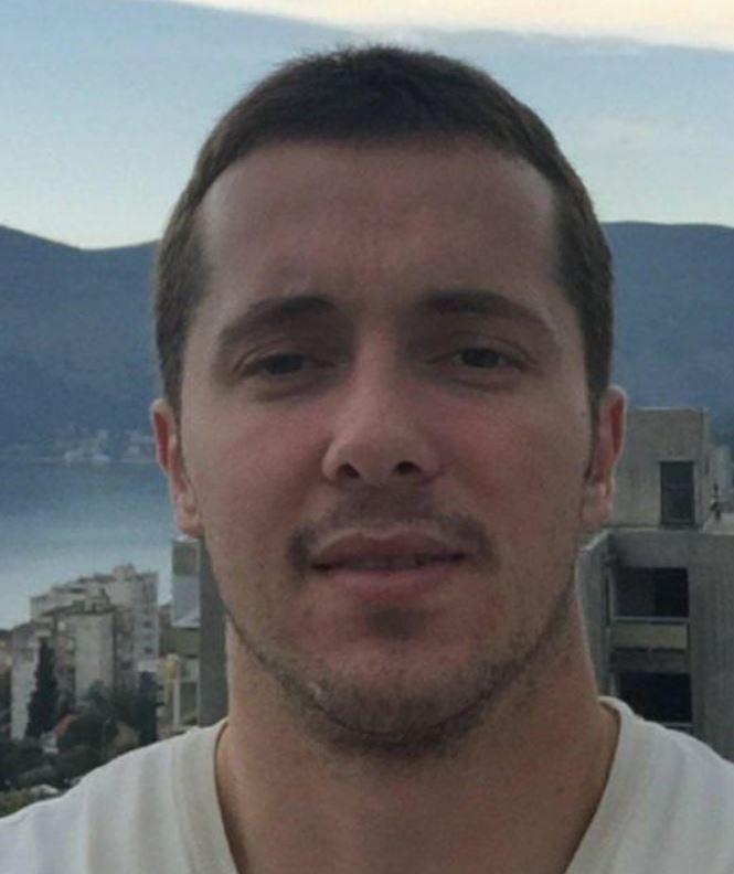 Nestao Dejan Bakrač u Podgorici
