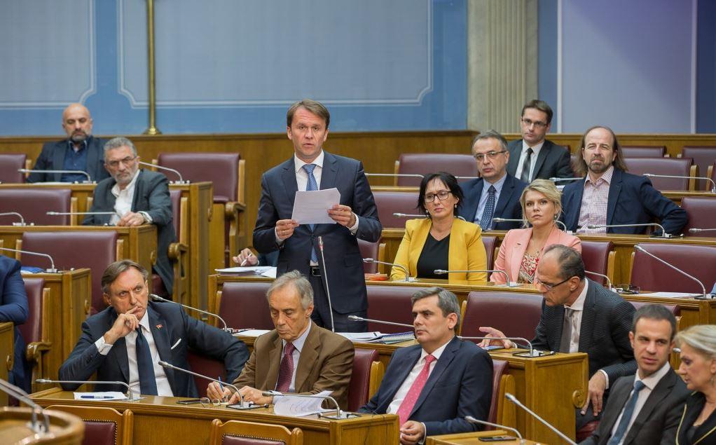 SDP: Odbijena rasprava o paketu reformskih zakona, ali nećemo odustati