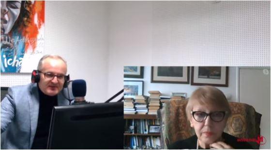 Poslušajte Drugačiju radio vezu: Gost Sonja Biserko