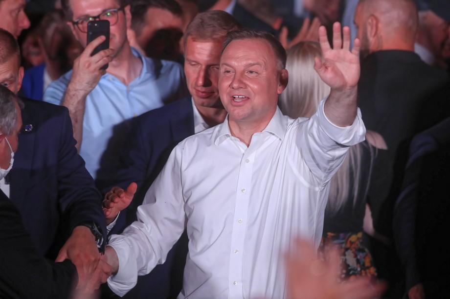 Predsjednik Poljske pozitivan na koronavirus
