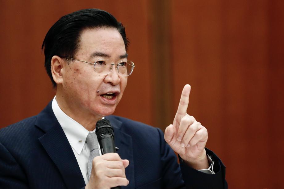 Vu: Ako Kina napadne, Tajvan će se braniti do posljednjeg dana