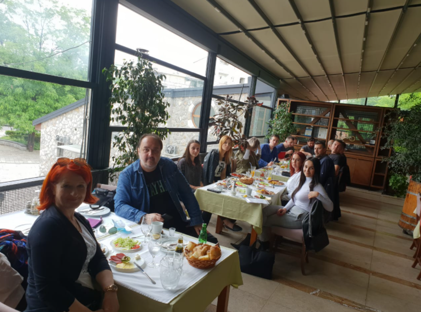 Predstavnici medija iz Bosne i Hercegovine u studijskoj posjeti Crnoj Gori