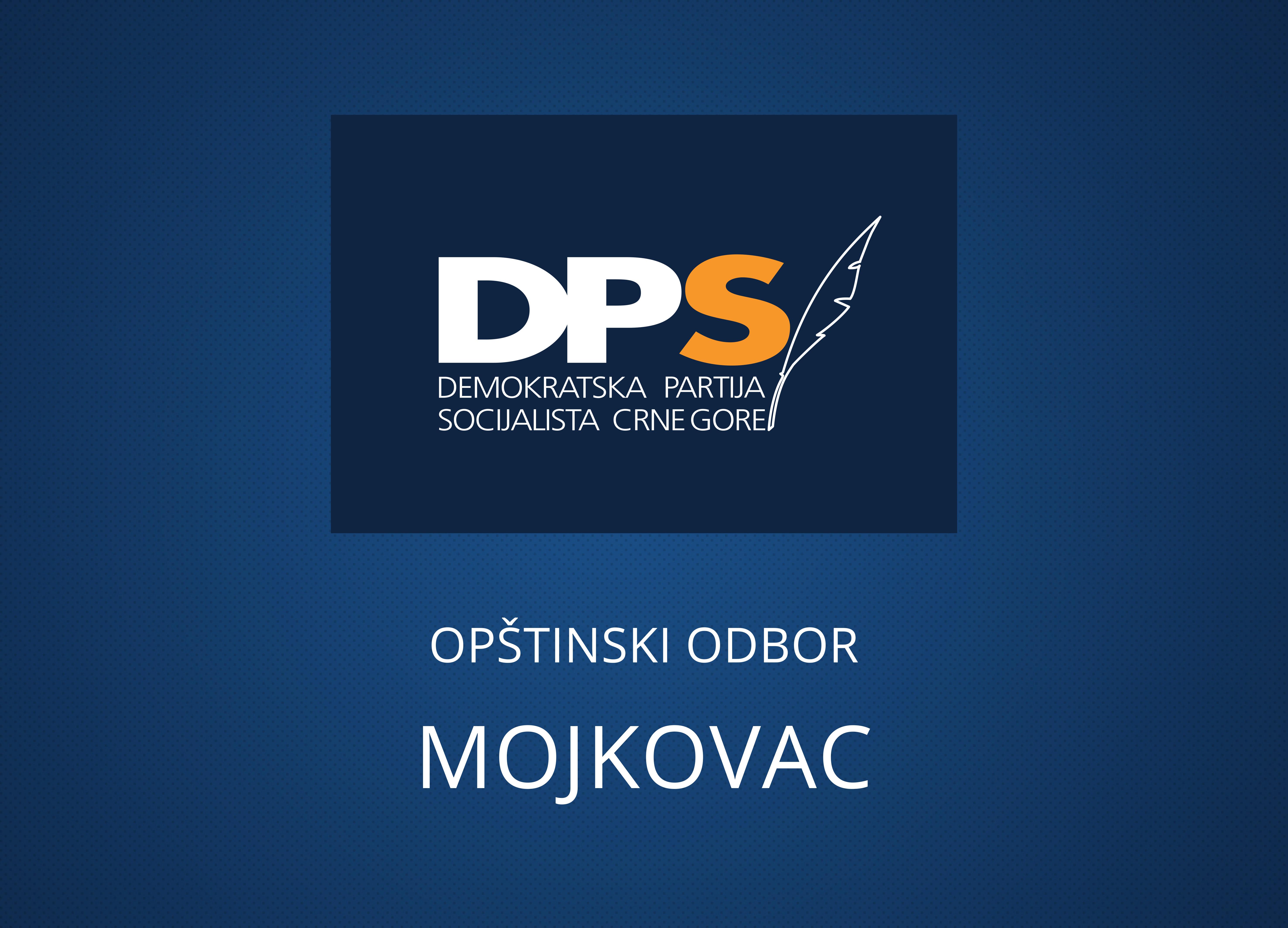 DPS Mojkovac: Neprimjerene i zlonamjerne ocjene ambasadora Božovića
