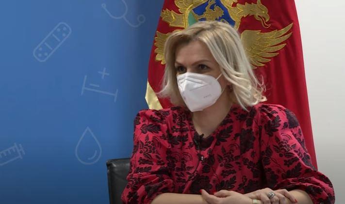 Borovinić-Bojović: Nove mjere biće poznate u petak