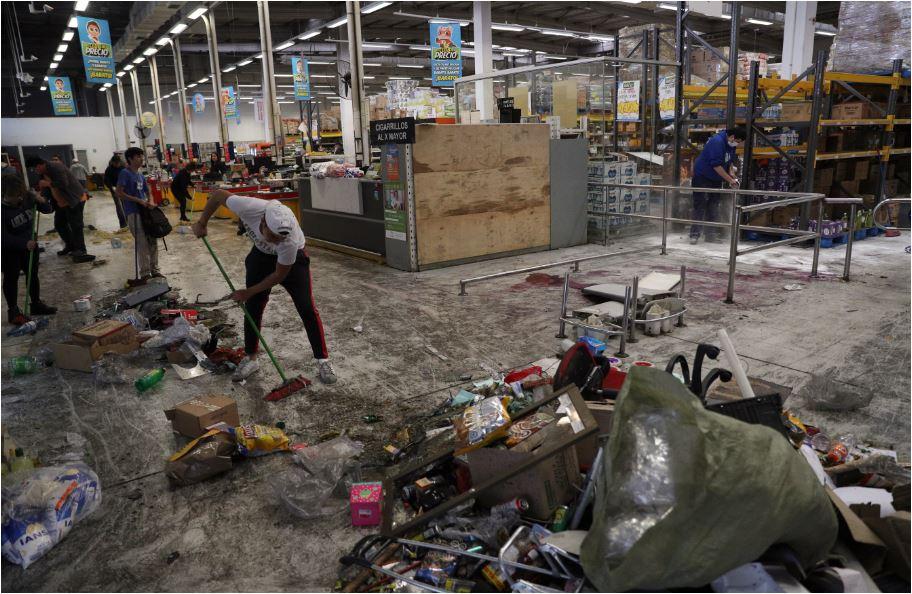 U neredima u Čileu stradale dvije osobe