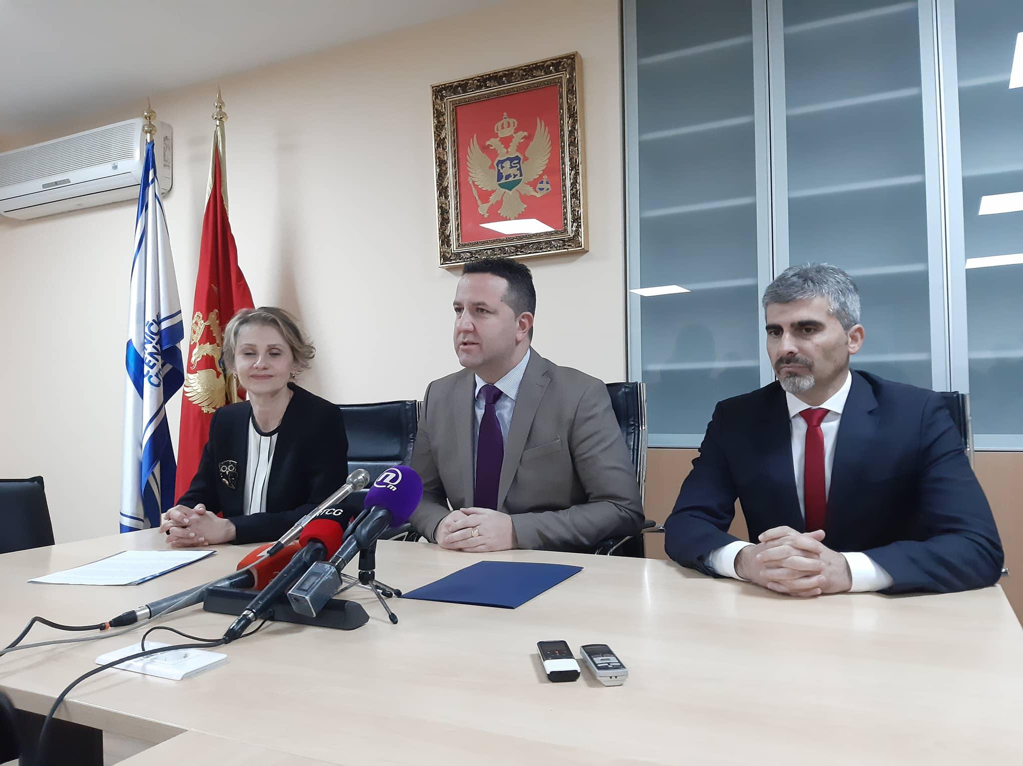 Eraković: Ne očekujemo da će se virus pojaviti u CG, ali smo spremni