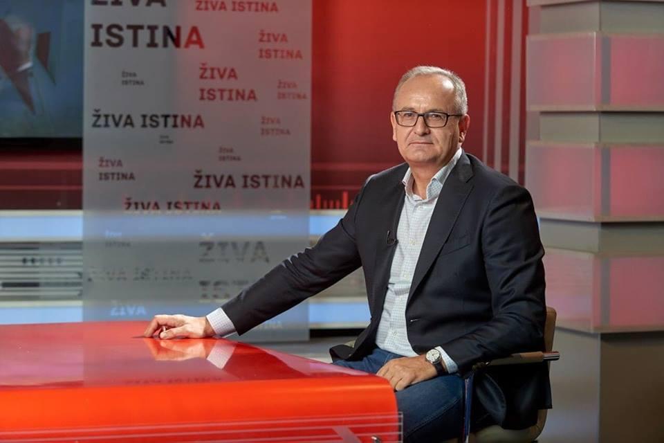 """Gost """" Žive istine"""" Vlastimir Golubović"""