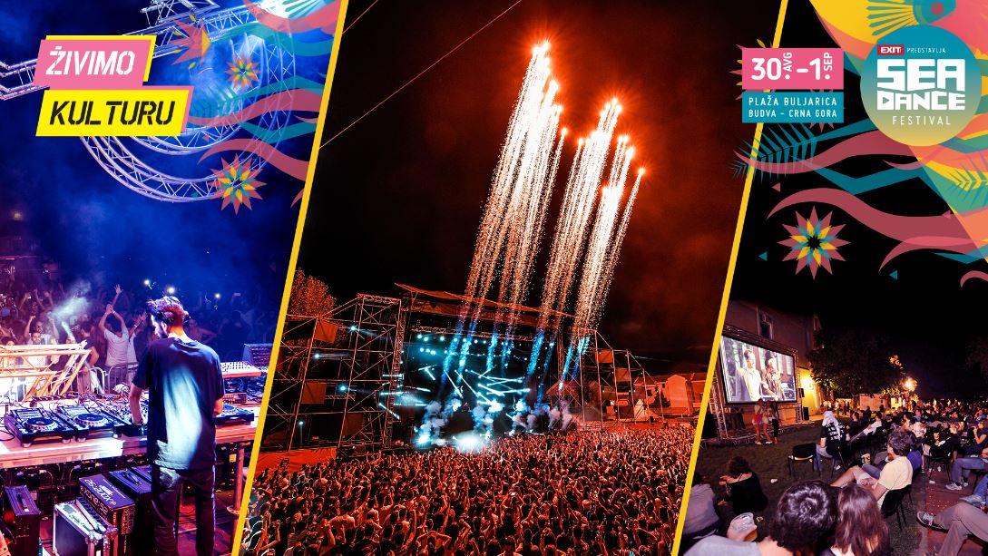 """Ministarstvo kulture crnogorskim umjetnicima pruža mogućnost da nastupe na festivalu """"Sea Dance"""""""