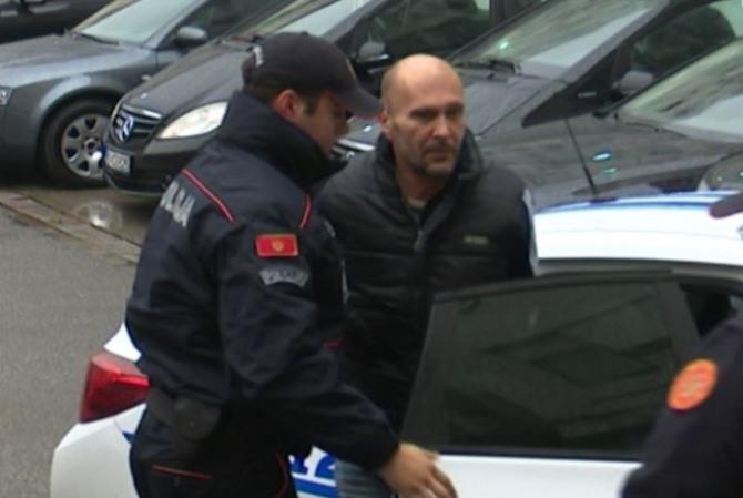 Pogledajte snimak privođenja: Boškoviću i Juretiću zadržavanje do 72 sata