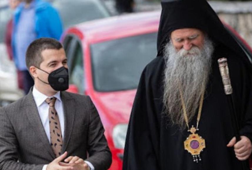 Vidovdan: Joanikije nedostojan za mitropolita, šuruje sa Bečićem koji je cezaropapista