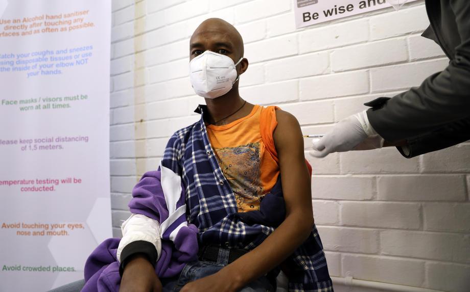 Afrika potvrdila skoro 45 hiljada slučajeva koronavirusa