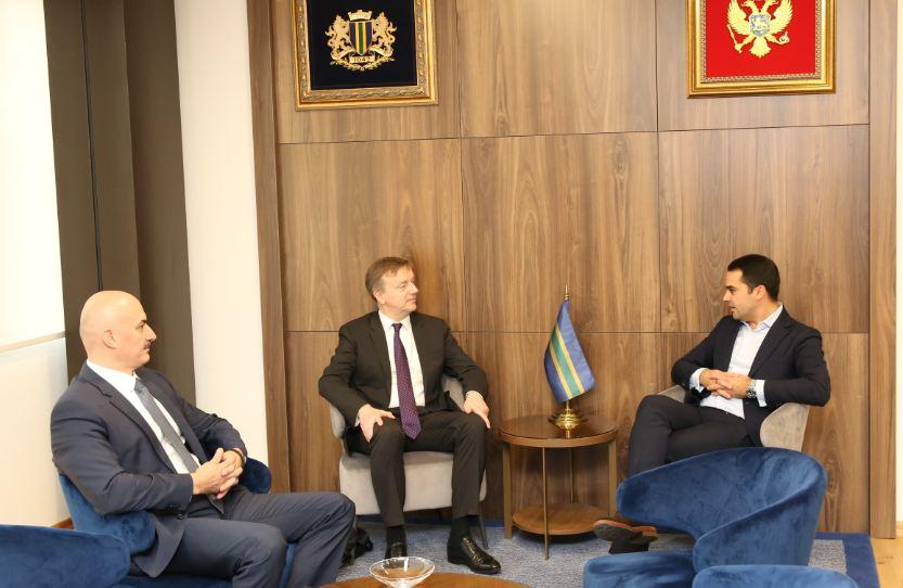 Bar: Održan sastanak sa predstavnicima Evropske banke za obnovu i razvoj