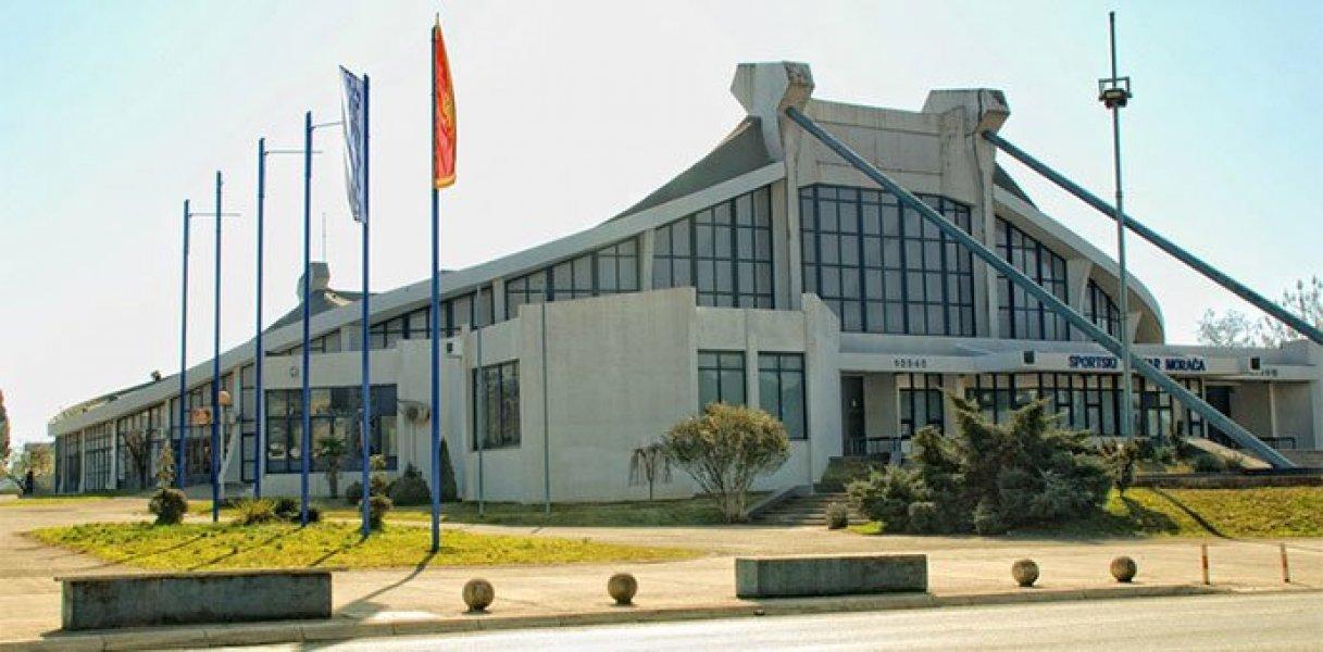 Vlada odlučila: SC Morača privremena bolnica za liječenje oboljelih od koronavirusa