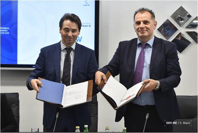 Potpisan ugovor Komorskog investicionog foruma ZB i Njemačke razvojne banke