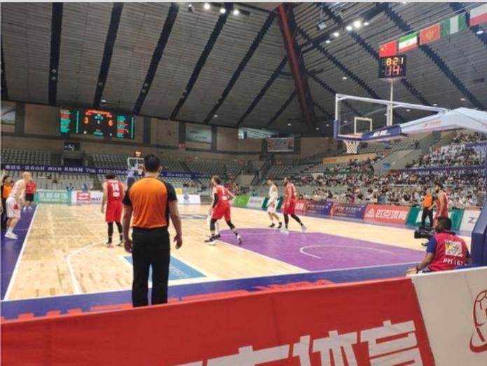 Crna Gora lako sa Iranom na startu turnira u Kini