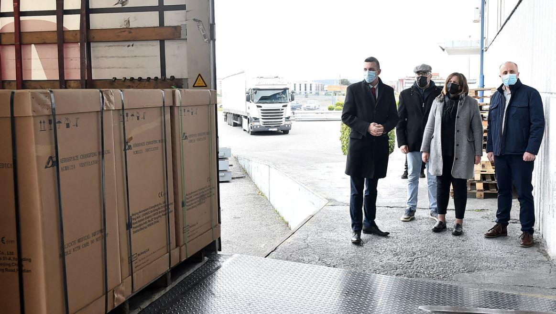 Crnoj Gori donirani ACM812A respiratori zbog kojih BiH već godinu trese afera