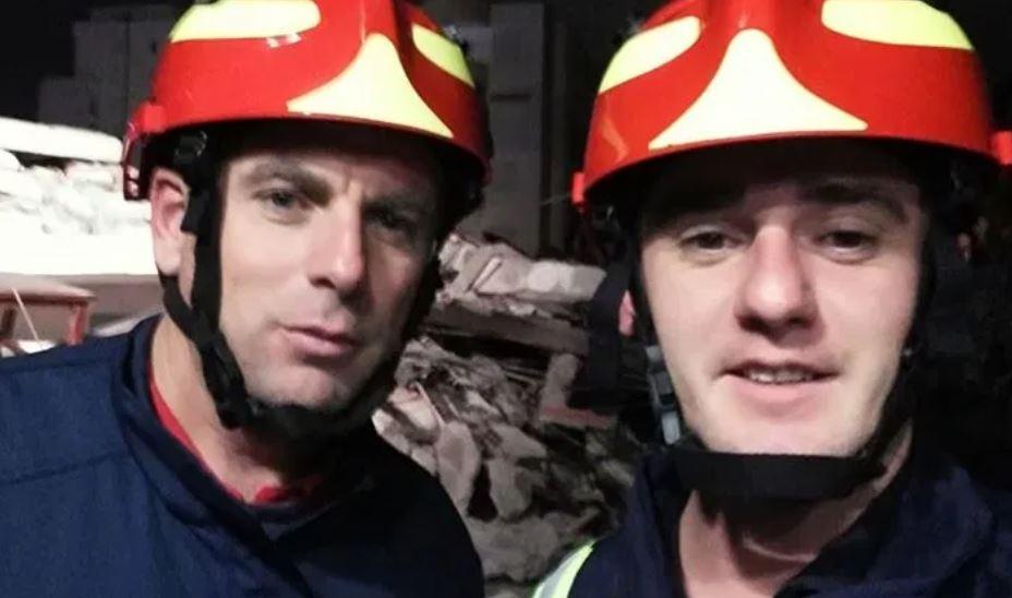 Crnogorski spasioci vratili se kući