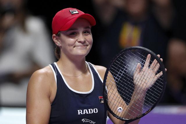 Barti osvojila završni WTA turnir