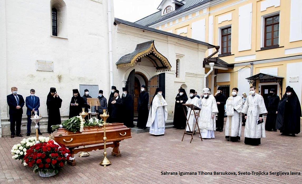 KORONA: Virus hara među ruskim sveštenstvom – nove žrtve