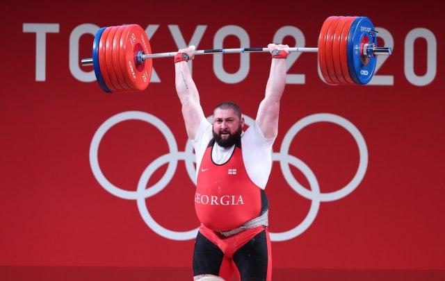 Gruzijskom takmičaru zlato uz tri svjetska rekorda