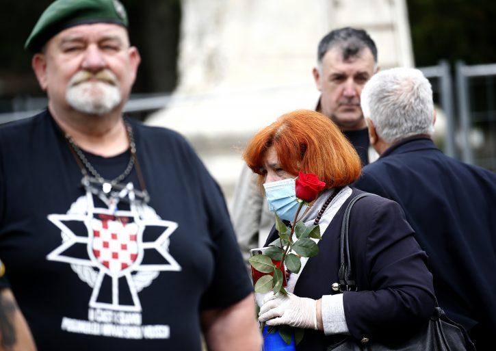 U Hrvatskoj zatvorska kazna za ustaške i četničke simbole