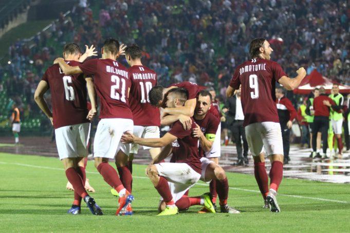Reakcija specijalaca nakon gola fudbalera Sarajeva protiv Seltika postala hit