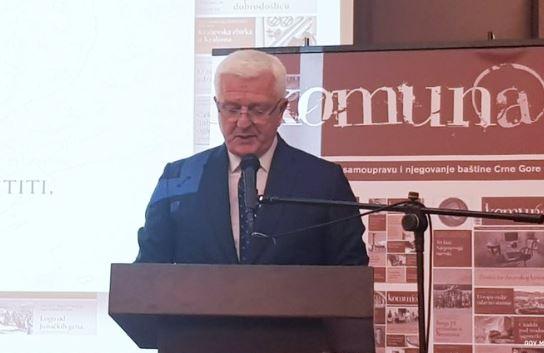 Marković: Komuna je svojevrsni kolektiv intelektualaca i patriota