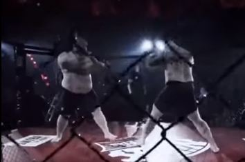 Nesvakidašnja borba: Div od 212 kilograma srušio protivnika za 7 sekundi