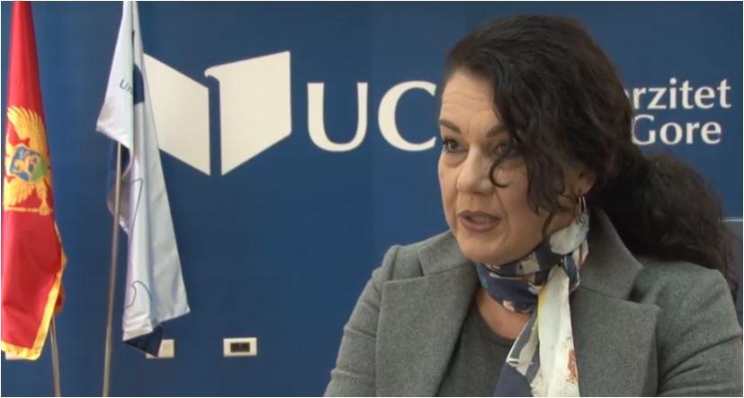 Perović: Nastavno osoblje ulaže veliki napor da studentima olakša onlajn nastavu
