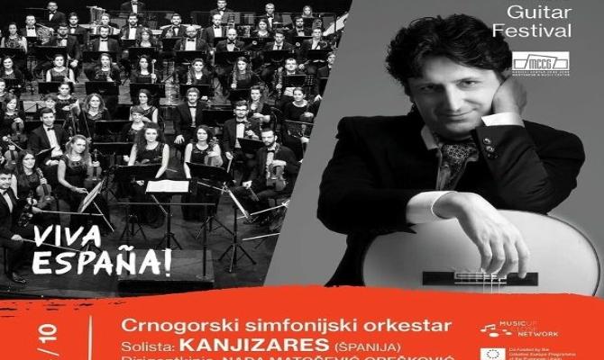 Večeras počinje ''Nikšić Guitar Festival''