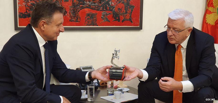Marković sa proizvođačima žičara: Lajtner namjerava da što prije uđe u projekat Kotor - Njeguši