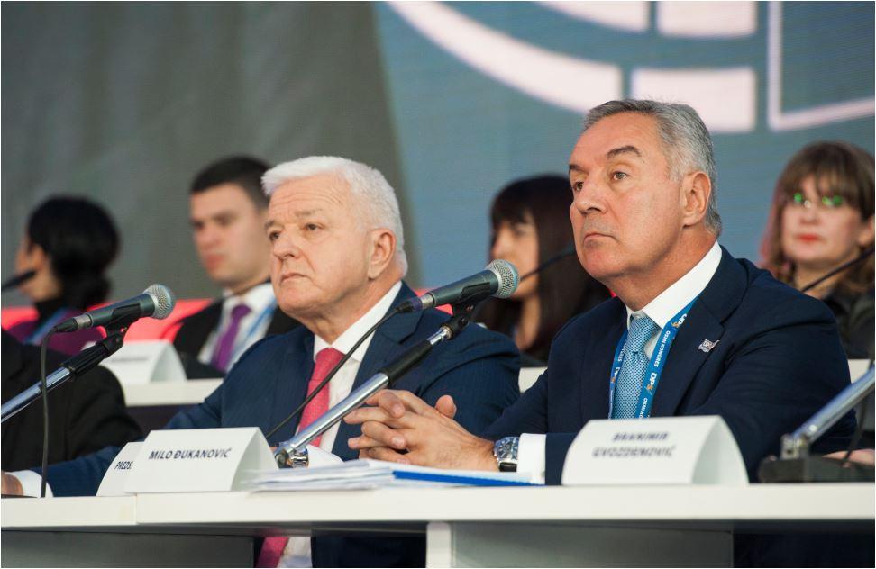 GO DPS-a izabrao članove Predsjedništva, Roćen predsjednik Političkog savjeta