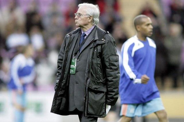 Preminula legenda francuskog fudbala