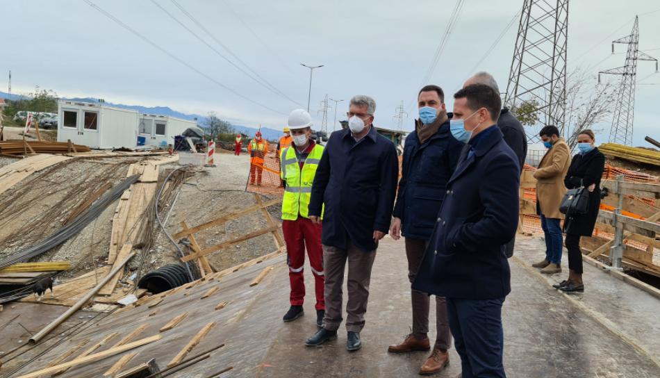 Pogledajte snimak iz drona: Podgorica uskoro dobija još jedan simbol prepoznavanja