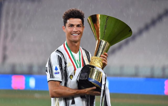 Ronaldo poslao poruku navijačima: Hajde da osvojimo i moj treći Skudeto