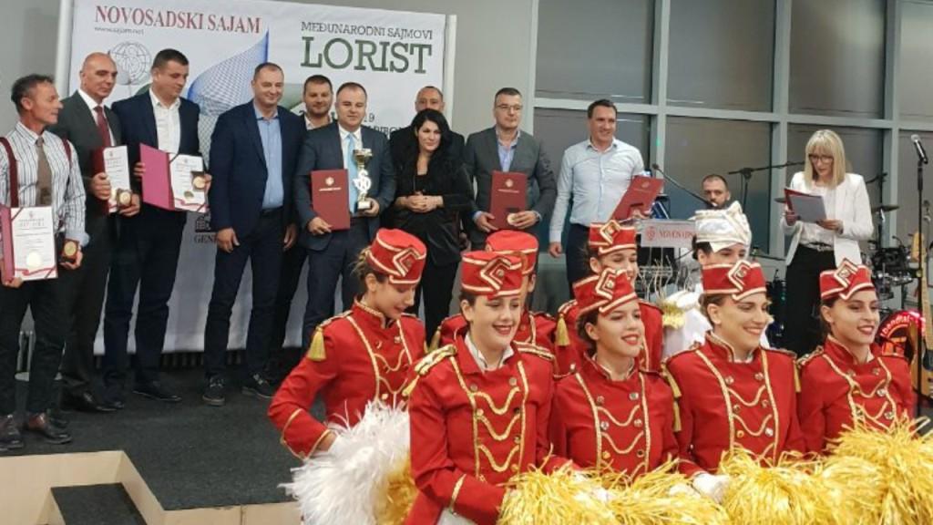 Herceg Novom šampionski pehar i osam medalja na sajmu turizma u Novom Sadu